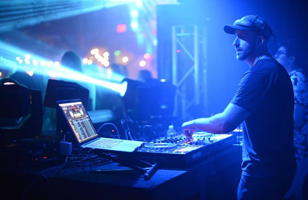 Spring Break DJ at Hammerhead Fred's